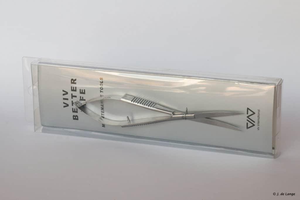 ViV Spring Scissors Curve in package