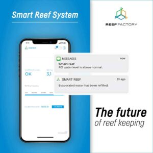 Smart Reef System - The future of reef keeping