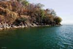 Nakantenga Island shore